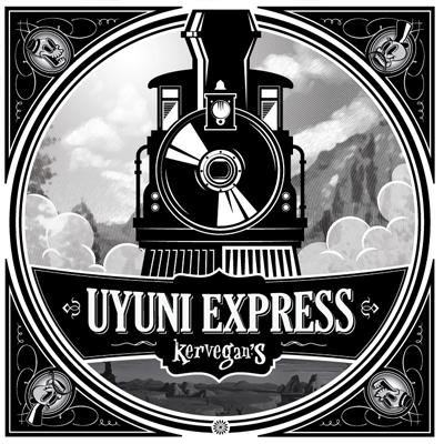 Uyuni Express - Pochette Album