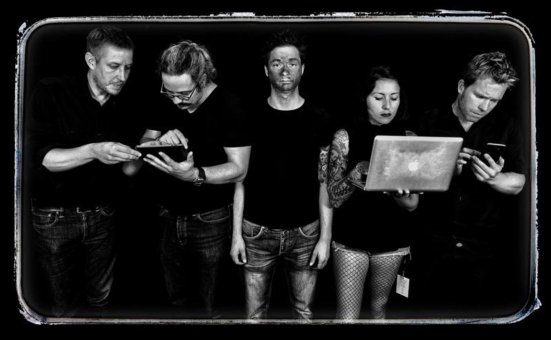 Kervegans, contacter le Groupe, Rock Celtique
