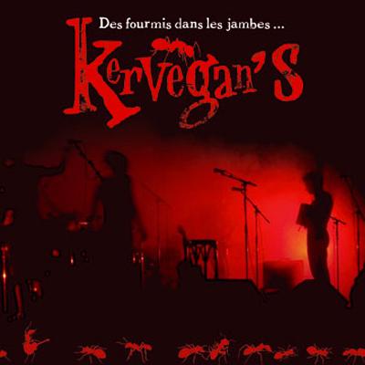 Des Fourmis Dans Les Jambes, deuxième album studio de Kervegan's