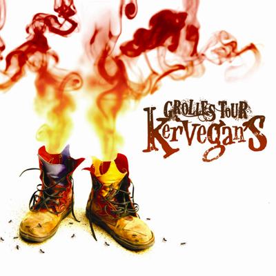 Kervegan's, Grolles Tour (Live) CD-DVD paru en 2013