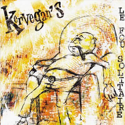 Kervegan's, Le Fou Solitaire, premier album studio