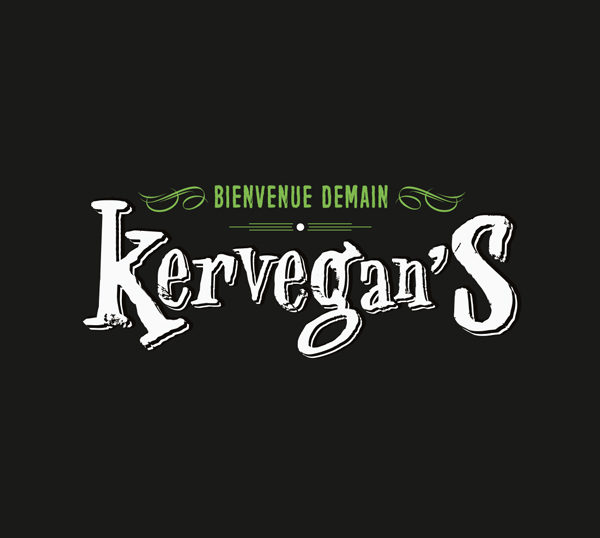 Kervegan's, album Bienvenue Demain, rock celtic